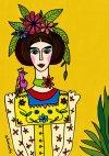 FridaFryda i gult