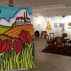 Utstilling på Amfi Galleri