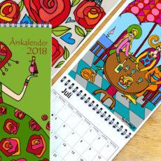 Kunstkalender utsolgt