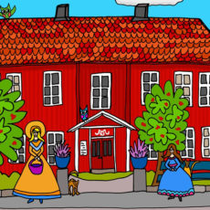 Neste: Utstilling i Trysil Kunstforening