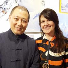 Professor vil hente Tromsø-kunstnere til Kina
